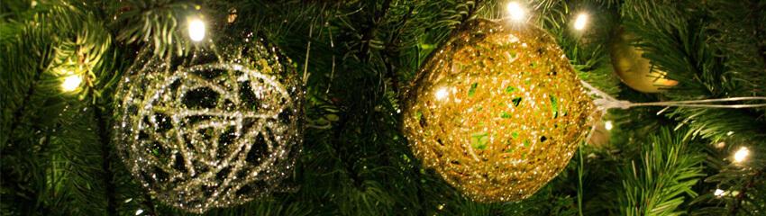 Christmas Fair With Ukrainian Flair